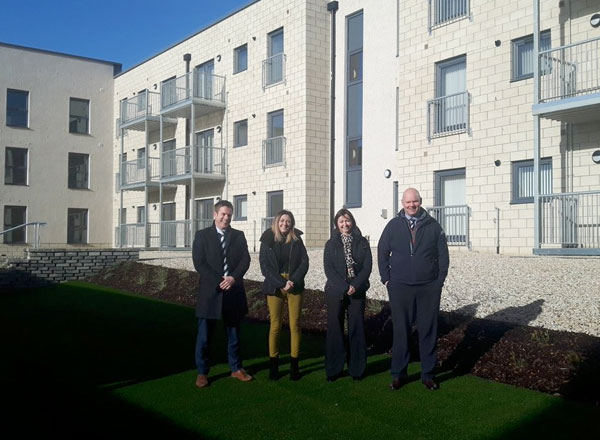 The New Properties Are Located In Saltcoats