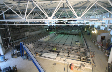 Dundee olympia centre to open by summer 2013 scotland - Dundee swimming pool opening times ...