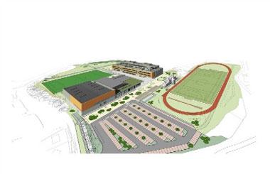 New Sports Centre For East Renfrewshire Scotland Construction News