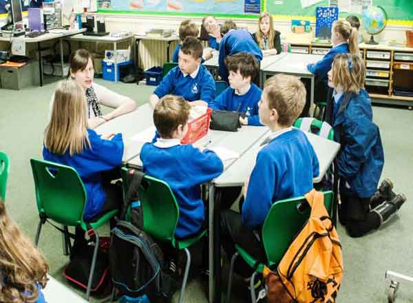 The Schools Were Built Under A Private Finance Deal In 2005