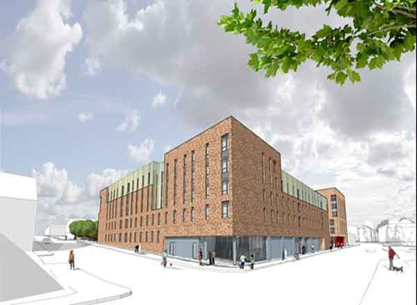 The Student Accommodation Scheme Will Feature 536 Bedrooms