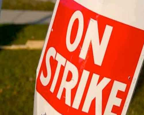 Industrial Action Will End On Friday, 30 September