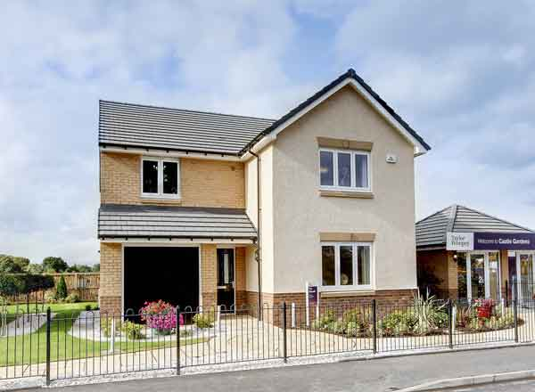 Nearly 500 Houses Will Be Developed In East Kilbride