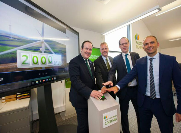 The Company Has Called For More Onshore Wind Investment