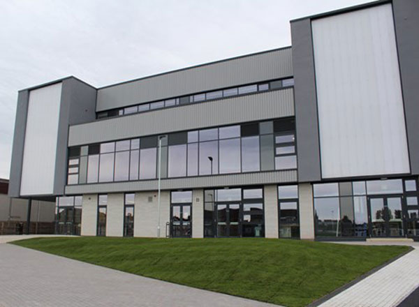 The Project Has Been Built By Balfour Beatty