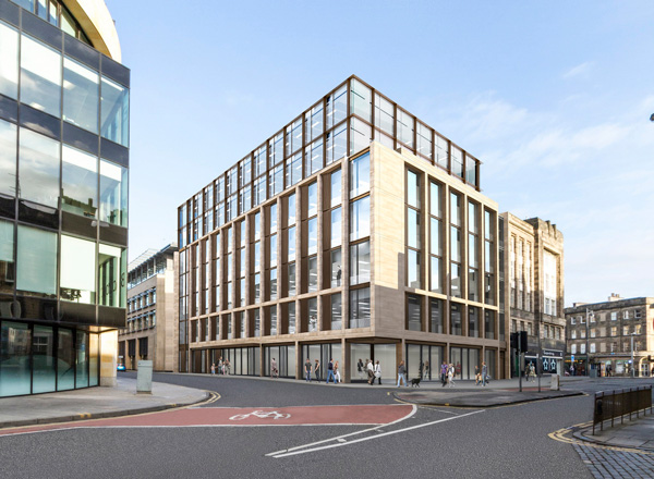 GSS Proposes To Add Further Floor To 2 Semple Street Scheme