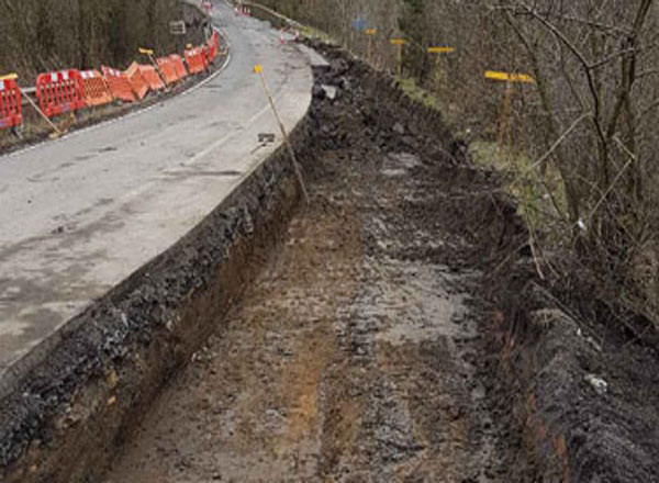 Road Closure Extended Due To 'Unforeseen Site Difficulties'
