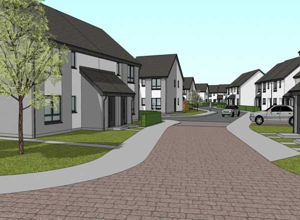 Springfield Properties Secures Planning Permission For Scheme