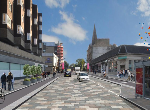 Glasgow City Council Approve New £9m Scheme