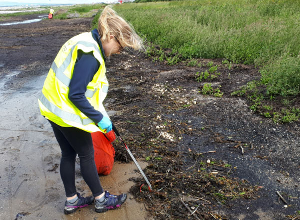 Company Joins With Local Group Friends Of Troon Beaches